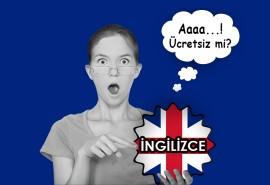 7 Gün Ücretsiz İngilizce Kursu