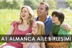Almanca A1 Aile Birleşimi Sınavı