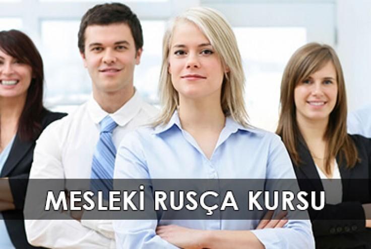Mesleki Rusça Kursu