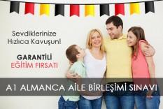 A1 Almanca Aile Birleşimi Kursu