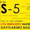LYS-5 Hazırlık Kursu