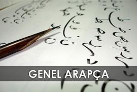 Genel Arapça Kursu