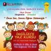Çocuklar İçin İngilizce Yaz Kursu Başlıyor.!