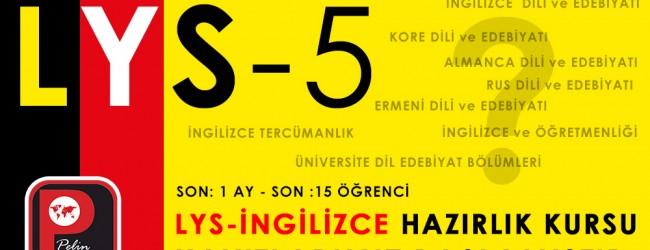 Kayseri LYS-5 İngilizce Hazırlık Kursu