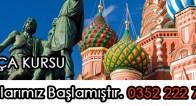 Rusça Kursu
